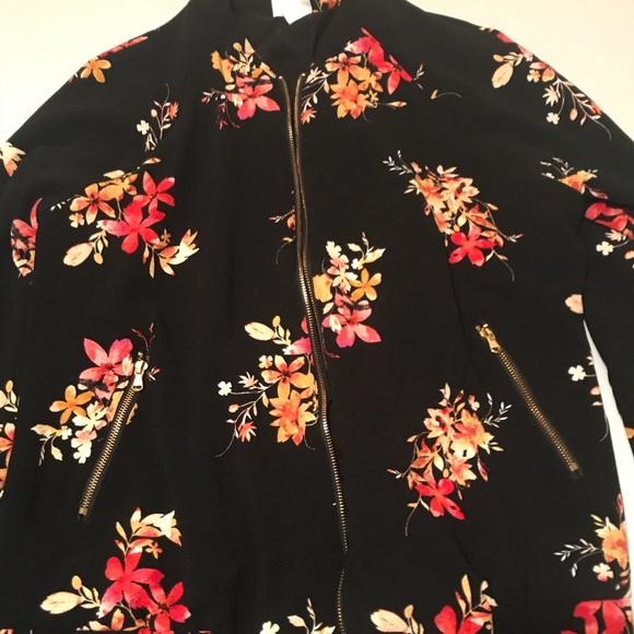 NWT Ava /& Viv™ Women/'s Plus Size Leopard Print Faux Fur Coat